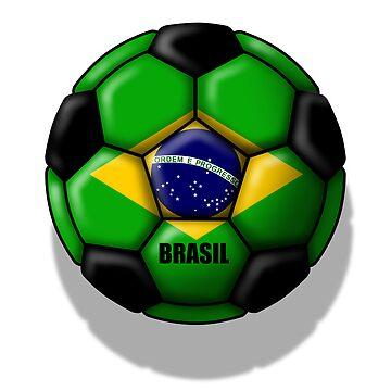 Brasil Ball by kuuma