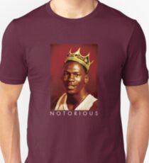 Notorious Michael jordan chicago Unisex T-Shirt