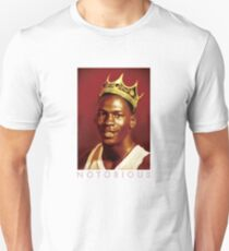 Notorious Michael jordan chicago Unisex T-Shirt
