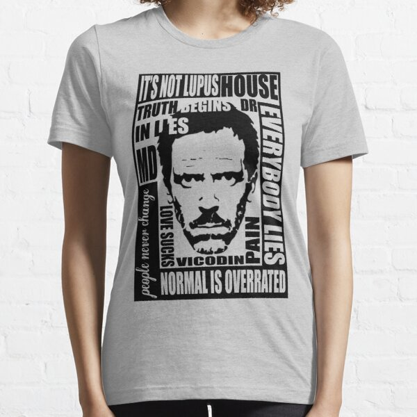 House MD Essential T-Shirt