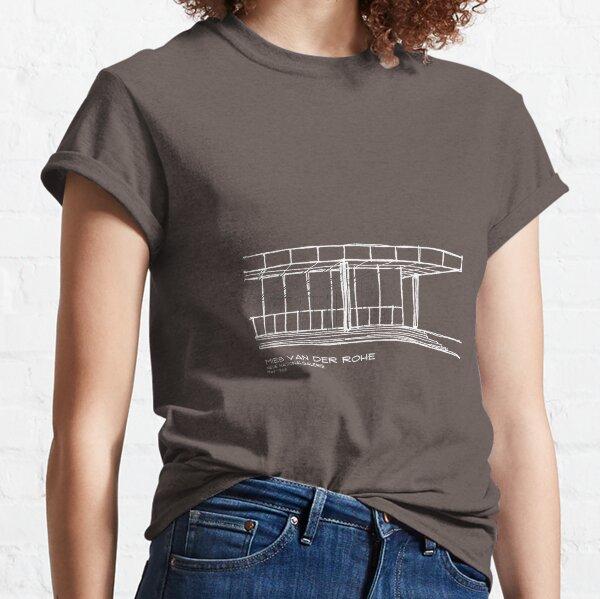 Copy of Mies Van der Rohe - Neue Nationalgalerie Classic T-Shirt
