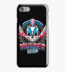 Murder Ride iPhone Case/Skin