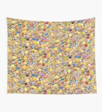 emoji Wall Tapestry