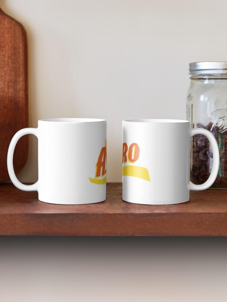 Alternate view of Astro Breathless Logo Mug