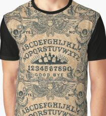 Angel of Death Ouija Board Graphic T-Shirt
