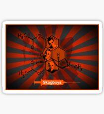 Skagboys Sticker