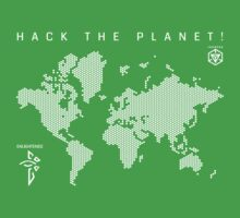 Hack the Planet! - Enlightened | Unisex T-Shirt