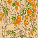Monkeys in the Mango Tree by Elena Leong