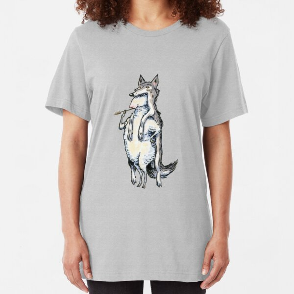 Sheep in wolf's clothing Slim Fit T-Shirt