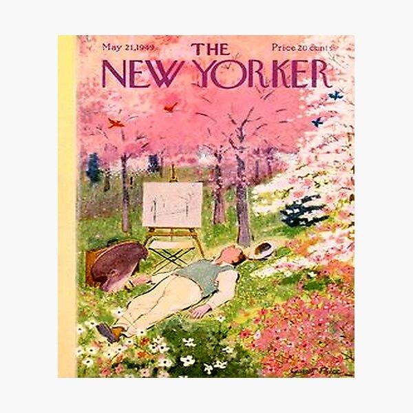 THE NEW YORKER ART Photographic Print