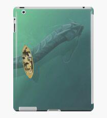 Gyarados realistic iPad Case/Skin
