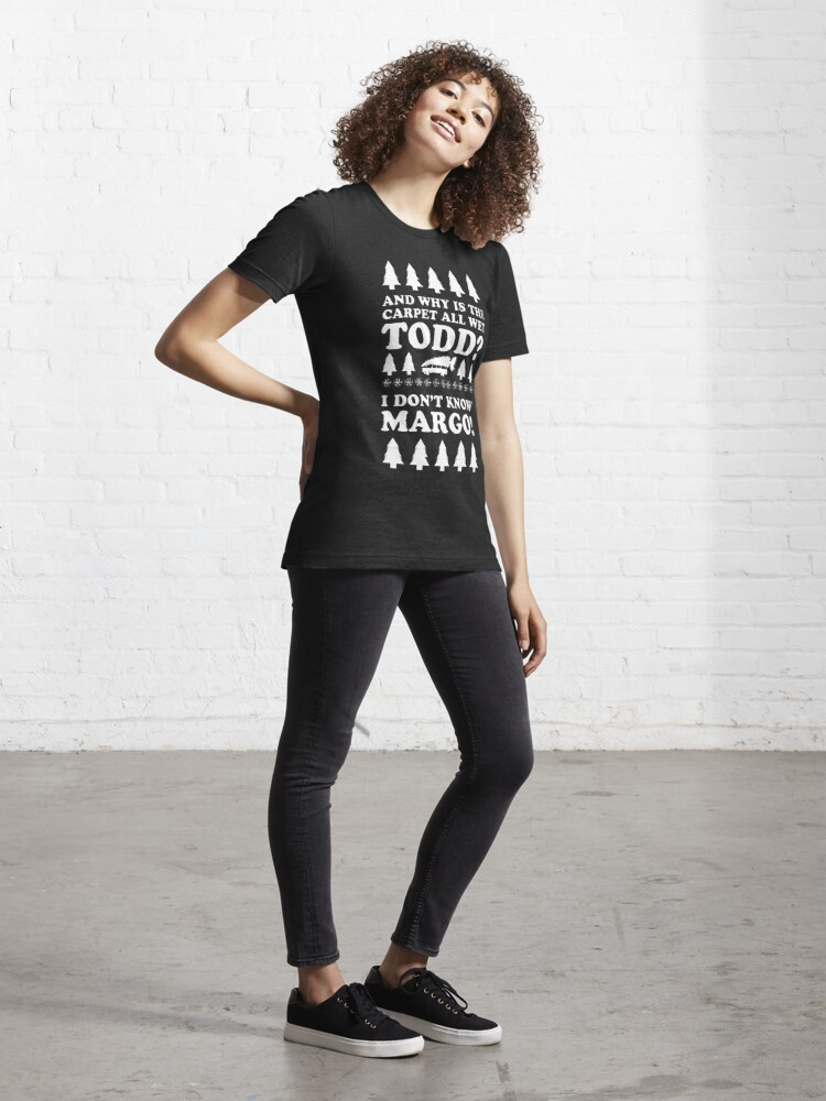 Alternate view of I Don&39;t Know Margo! T-Shirt Essential T-Shirt