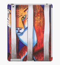 Caged Animal iPad Case/Skin