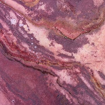 Red Iron Oxide Rock by synthmax