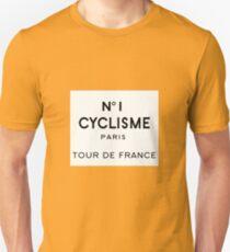 Tour de France Cycling Paris Unisex T-Shirt