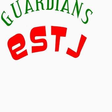ESTJ Guardian personality type by mav04