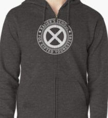 Xavier's School for Gifted Youngsters Zipped Hoodie