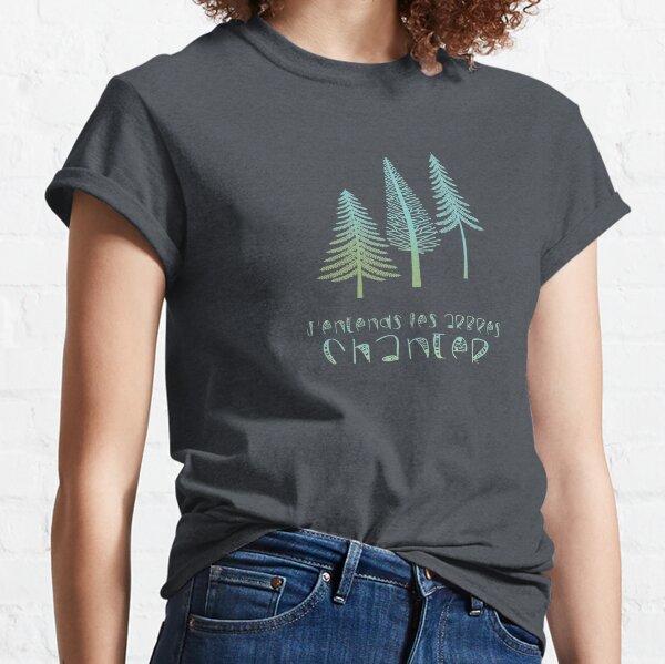 Abres Nature Scandinavian Forest Classic T-Shirt