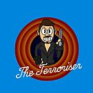 The Terroriser 1930's Cartoon Character by Cameron  Burke