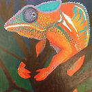 Chameleon by kate conway