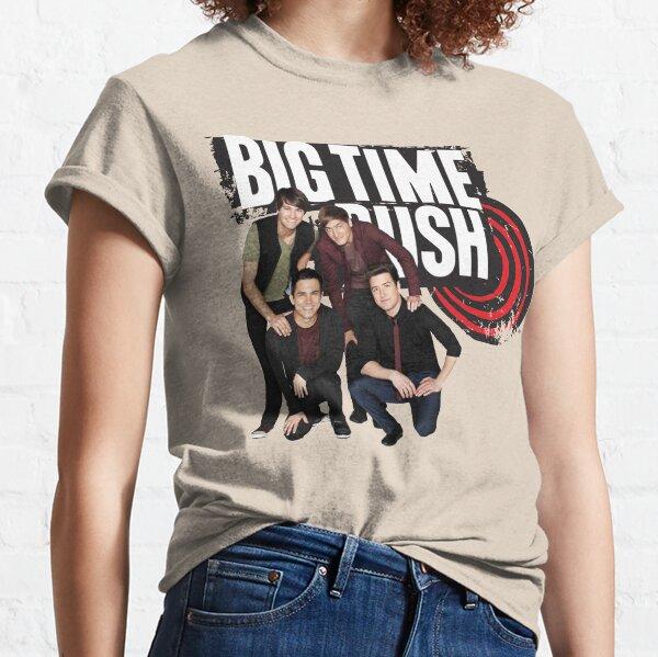 Big Time Rush logo and members Classic T-Shirt