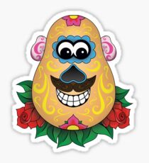 Day of the Spud Sticker