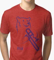 Bear Bones Tri-blend T-Shirt