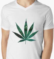 Galactic Pot Leaf T-Shirt
