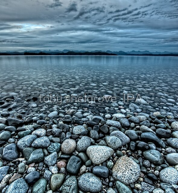 The Rocks at Rebecca Spit by toby snelgrove  IPA