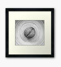 Pong Pong  Framed Print