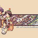 [RO1] Classic Swordsman by WarpPortal