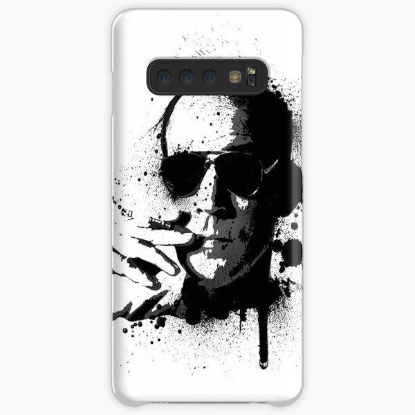 Hunter S. Thompson B&W Print Samsung Galaxy Snap Case