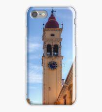 Bell Tower of Agios Spyridon iPhone Case/Skin