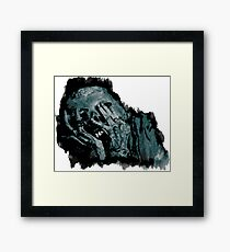 The Undead. Framed Print