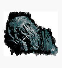 The Undead. Photographic Print