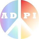 rainbow peace by adpithon