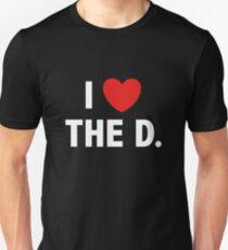 She Loves The D