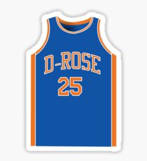 D-ROSE Sticker