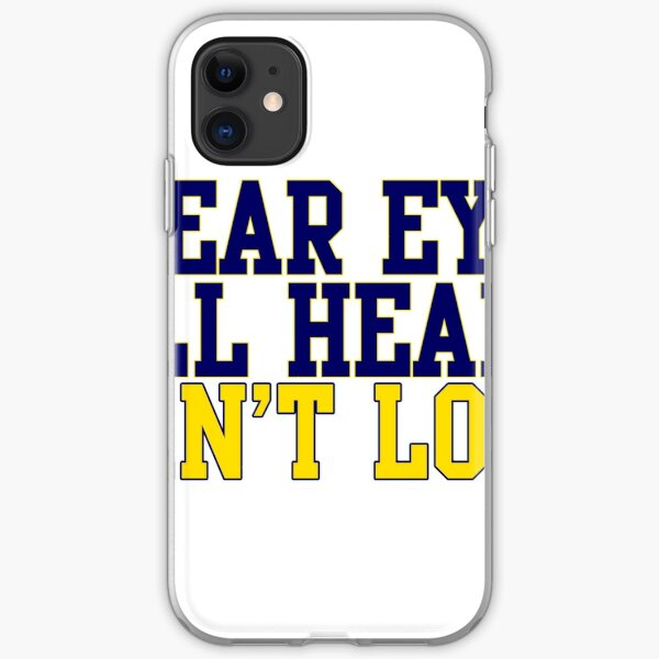 CLEAR EYES!!!!! iPhone Soft Case