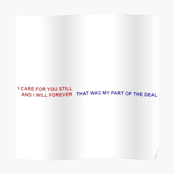 Frank Ocean Lyrics Posters Redbubble