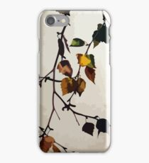 Last Days - Black iPhone Case/Skin