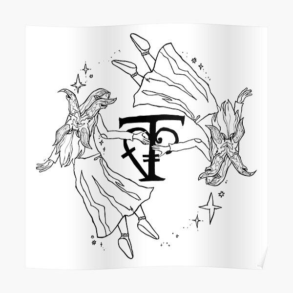 Terrace Fairies Poster
