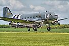 DC3 Take Off - Duxford 2014 - HDR by Colin  Williams Photography
