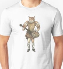 Banjo Cat Unisex T-Shirt