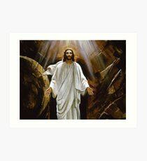 Jesus of Nazareth Art Print
