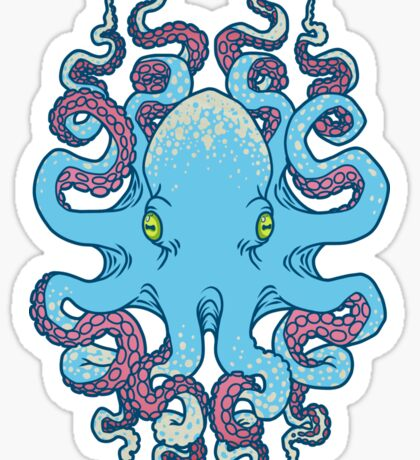 Twisted Tentacles Sticker