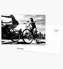Naked Bike Ride  Postcards