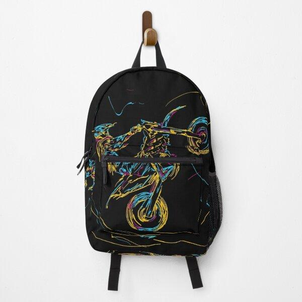 Motocross club Backpack