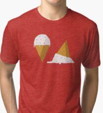 I Scream for Ice Cream Tri-blend T-Shirt