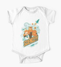 Science!!! It Knows Stuff! One Piece - Short Sleeve